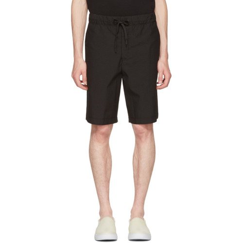 RAG & BONE Black Ryder Shorts