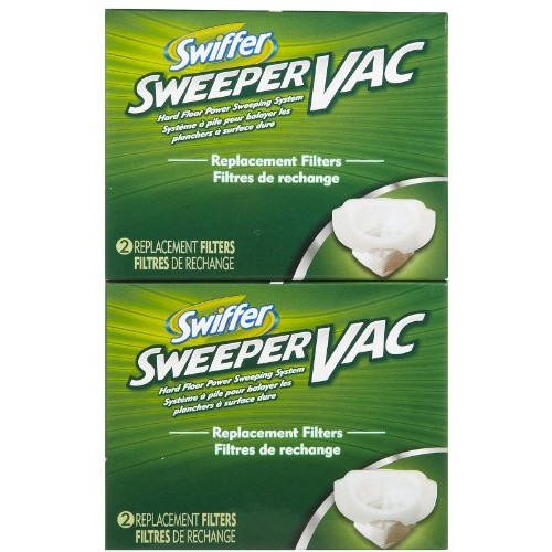 Swiffer Sweeper Vac Replacement Filters 2 / Pack