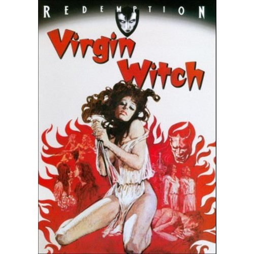 Virgin witch (DVD)