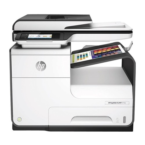 HP - PageWide Pro 477dw Wireless All-In-One Printer