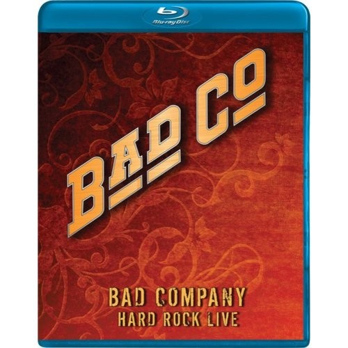Bad Company: Hard Rock Live [DVD/CD] [Blu-ray] [Blu-ray/DVD] [2009]