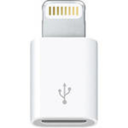 Apple MD820ZM/A Micro-USB to 8-Pin Lightning Adapter - MD820