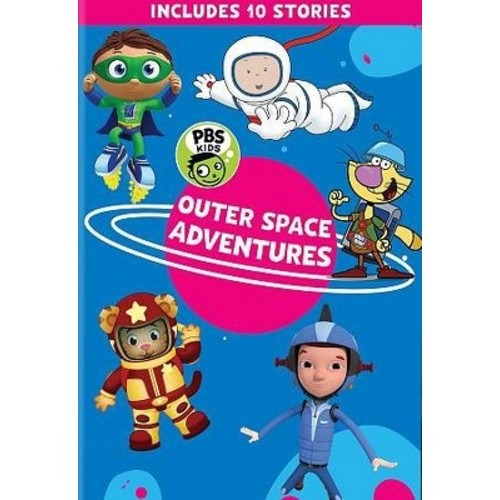 Pbs Kids:Outer Space Adventures (DVD)