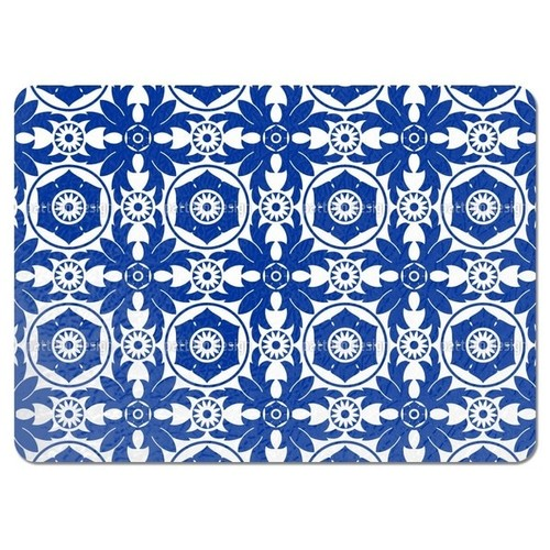 In the Sign of the Flowers Placemats (Set of 4)