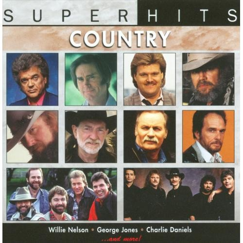 Country Super Hits [CD]