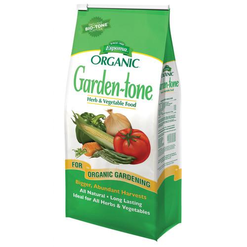 Espoma GT8 8-pounds Garden Tone-Plant Food