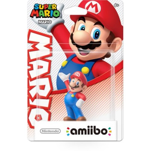 Amiibo Mario - Super Mario Series