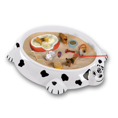 Be Good Co Sandbox Critters Play Set - Dalmatian Dog