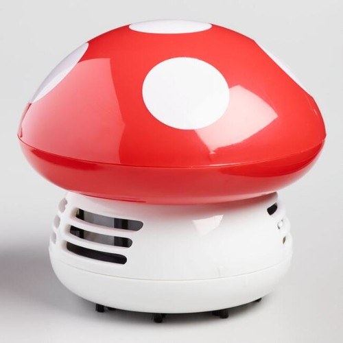 Mini Mushroom Table Vacuum
