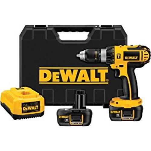 DEWALT DCD775KL 1/2-Inch 18-Volt Cordless Compact Lithium-Ion Hammer-Drill Kit [Hammer-Drill Kit]