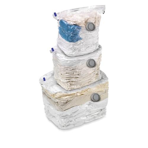 Cube Vacuum Bags - Set of 3
