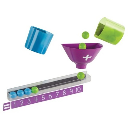 Learning Resources Magnetic Addition Machine, 26 Pieces