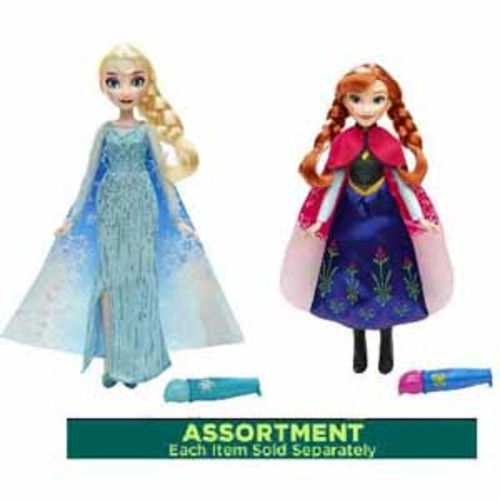 Hasbro Disney Frozen Color Change Fashion Doll - *Assortment - Ages 3+