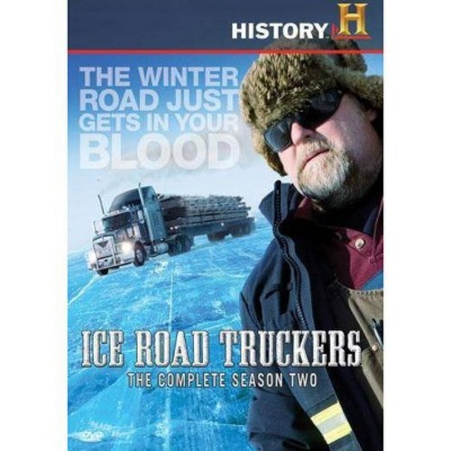 Ice Road Truckers: The Complete Season Two [4 Discs] [DVD]