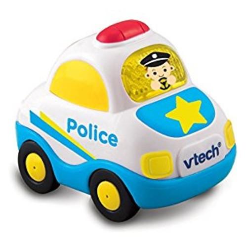 VTech Go! Go! Smart Wheels Police Car, styles may vary [Police Car]