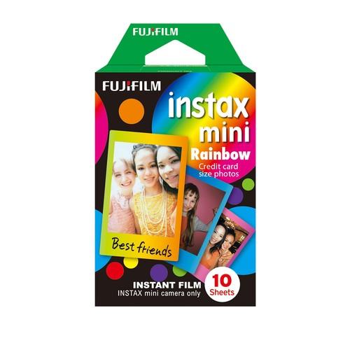 INSTAX MINI BY FUJIFILM Instax Rainbow Film