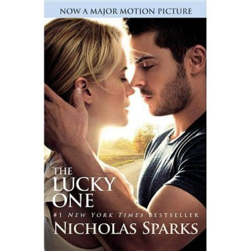 The Lucky One by Nicholas Sparks (Paperback)