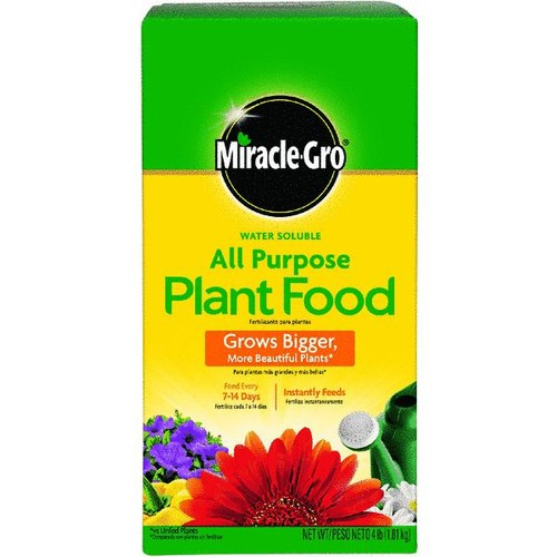 Miracle-Gro All Purpose Dry Plant Food - 170101