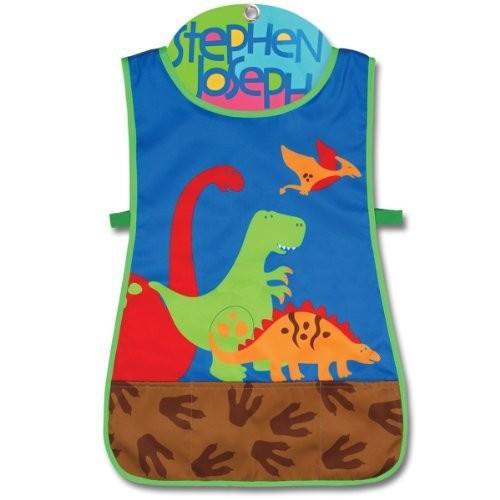 Stephen Joseph Craft Apron, Dinosaur [Dinosaur]