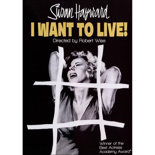 I Want to Live! [DVD] [1958]
