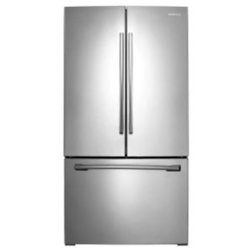 Samsung 25.5 cu. ft. French Door Refrigerator with Internal Water Dispenser in Stainless Steel