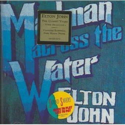 Elton john - Madman across the water (CD)