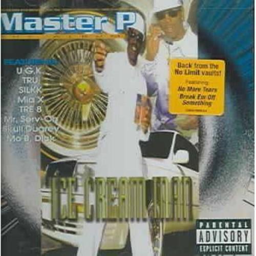 Master p - Ice cream man [Explicit Lyrics] (CD)