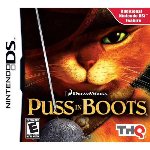 Puss in Boots - Nintendo DS [Nintendo DS]