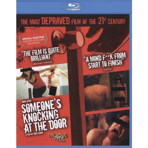 Someone's Knocking at the Door [Blu-ray] [2009]