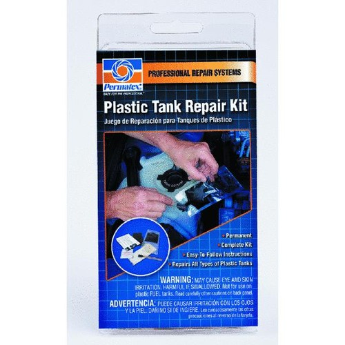 PERMATEX Plastic Tank Repair Kit - 09100