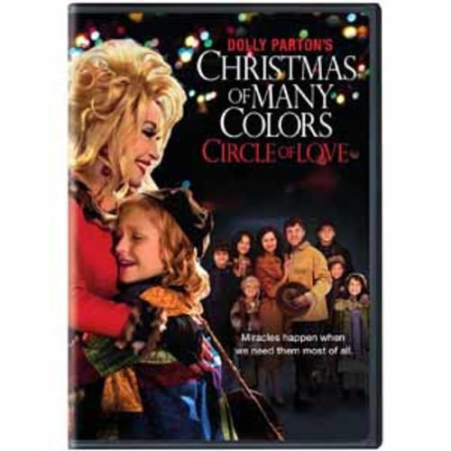 Dolly Parton's Christmas of Many Colors: Circle of Love [DVD]