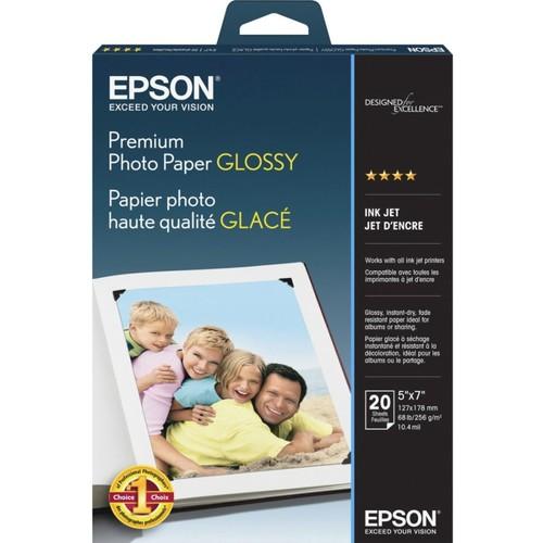 Epson Photo Paper - 5
