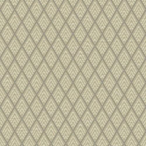York Wallcoverings Ashford Geometrics Chalet 33' x 20.5'' Geometric Wallpaper; Brown