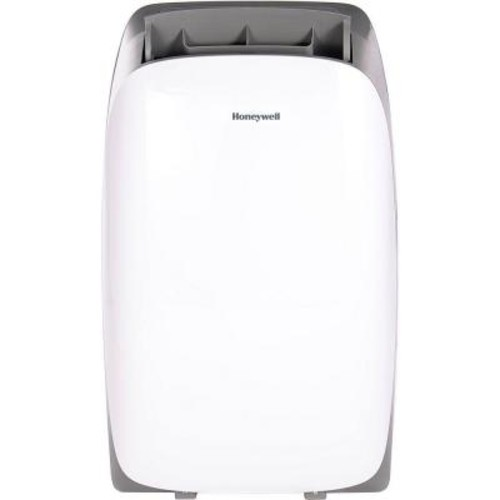 Honeywell HL Series 12,000 BTU Portable Air Conditioner with Dehumidifier and Remote Control - White/Gray