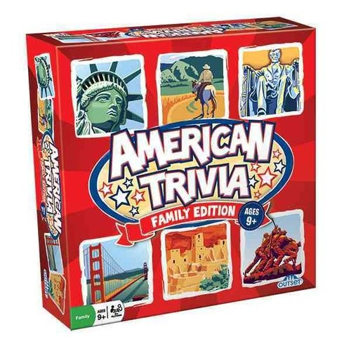 American Trivia: Family Edition