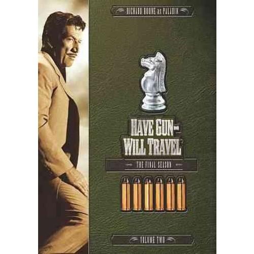 Have Gun Will Travel: Season 6 Vol. 2 (DVD)