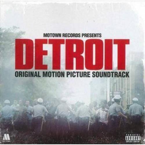 Various - Detroit (Ost) (CD)