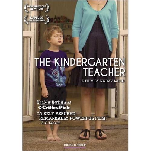 The Kindergarten Teacher [DVD] [2014]