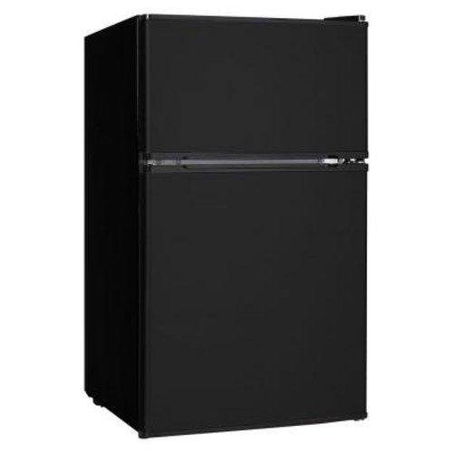 Midea 3.1 cu. ft. Mini Refrigerator/Freezer in Black