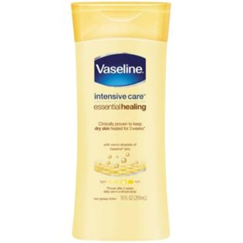 Vaseline Body Lotion Essential Healing 10 oz