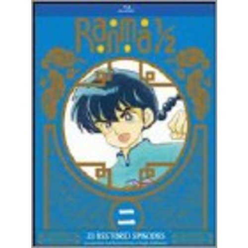 Ranma 1/2: Set 2 [Deluxe Edition] [3 Discs] [Blu-ray]