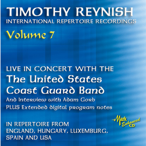United States Coast Guard Band - International Repertoire Recordings: Vol. 7