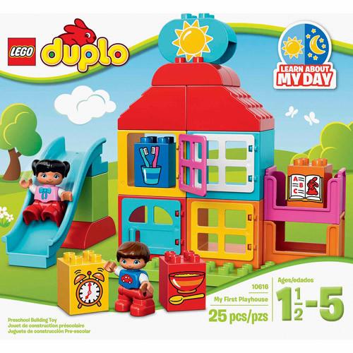 LEGO DUPLO My First Playhouse (10616)