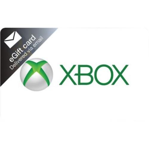 Microsoft Xbox Cash Gift Cards