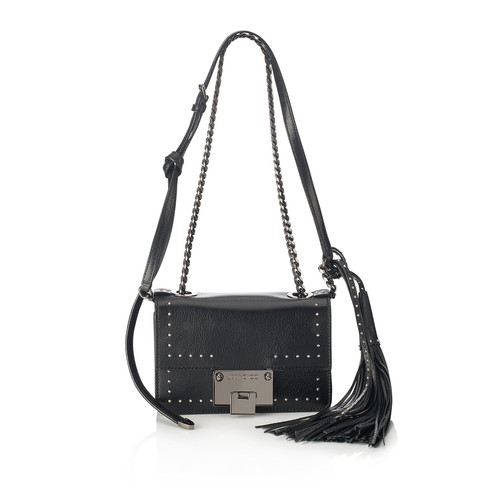 Rebel Soft Mini Crossbody Bag, Black