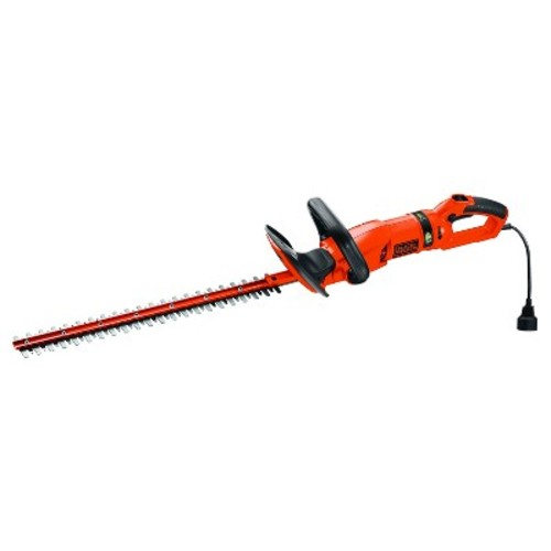 BLACK+DECKER Hedge Trimmer w/Rear Rotating Handle