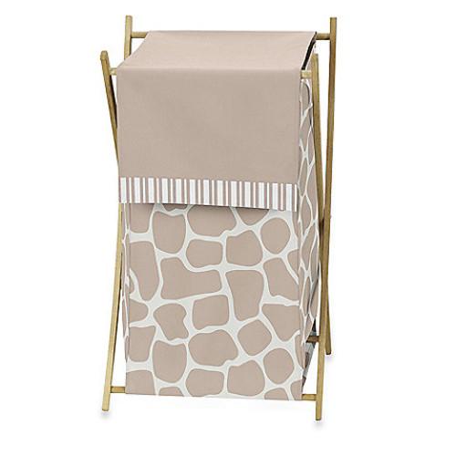 Sweet Jojo Designs Giraffe Laundry Hamper