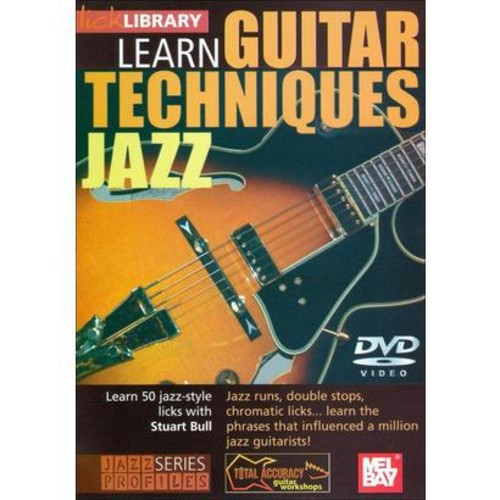 Lick Library: Learn Guitar Techniques - Jazz
