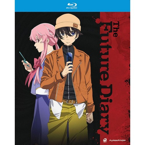The Future Diary: The Complete Series [Blu-ray] [3 Discs]