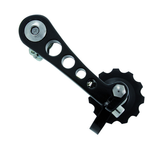 Ventura Cycling Black Aluminum Chain Tensioner for Single Speed Sprockets